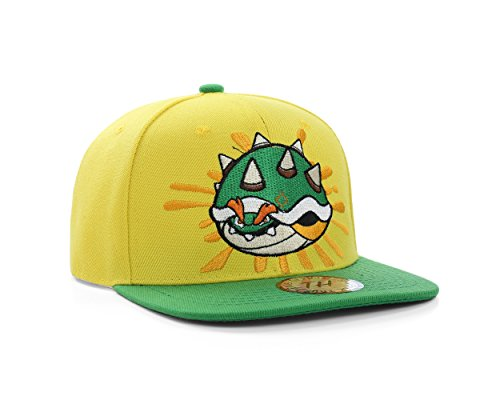 Super Mario Bros Bowser Snapback Baseball (Bowser Fancy Dress)