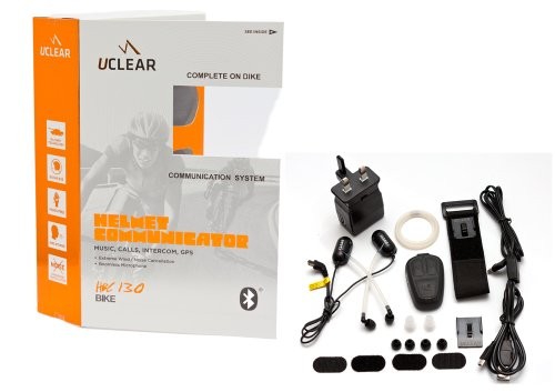 UClear HBC130 Bike Helmet Communicator