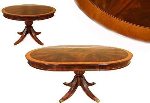 Amazon.com - Mahogany Dining Table - Small 48\
