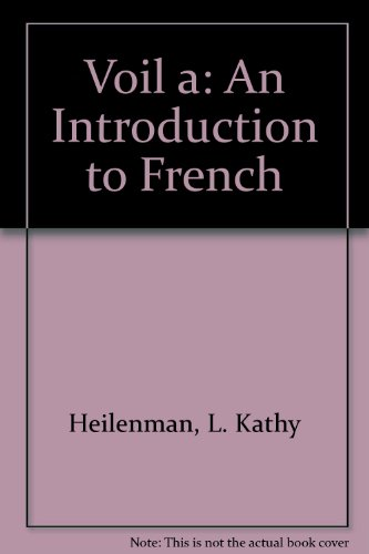Voila: An Introduction to French