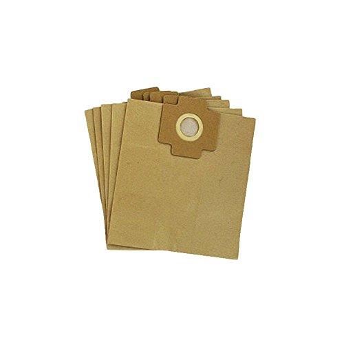 Europart VB650 Non-Original Paper Bags for Carlton Calypso, Pack of 5