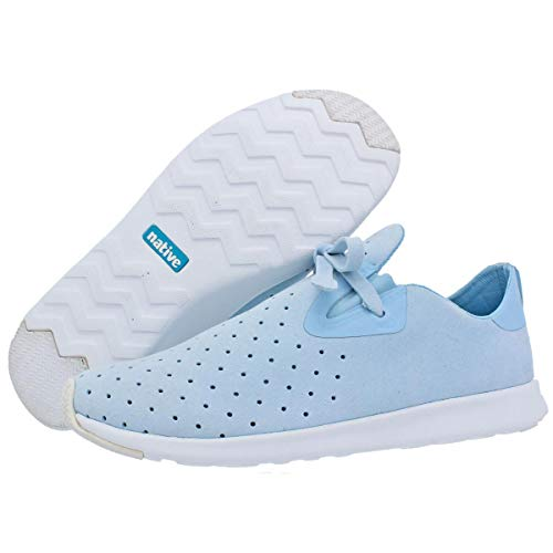 Rubber Unisex Air Native Sneaker Moc White Fashion Shell Shell Apollo Blue Z6xwqv6f