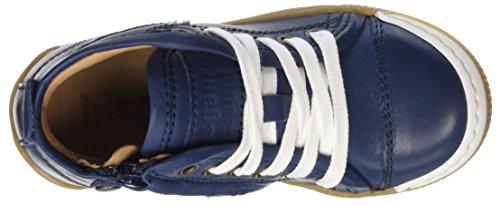 Bisgaard Schnürschuhe, Zapatillas Altas Unisex Niños azul (navy)