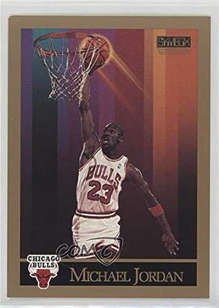 835f41c3904e7 Amazon.com: Michael Jordan (Basketball Card) 1990-91 Skybox - [Base ...