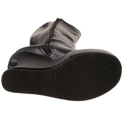 Demonia - Botas mujer negro - negro