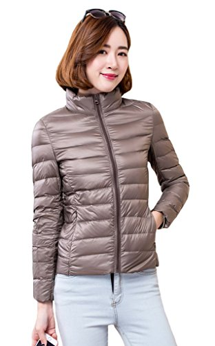 Down Coat Winter Light ACMEDE Camel Women's Jacket Outwear Warm 1wPHqxvnqU