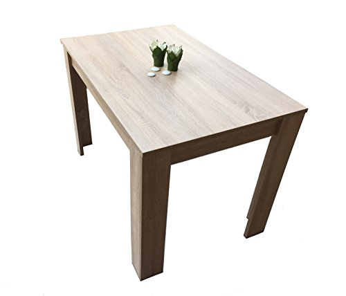 Esstisch Esszimmertisch Küchentisch 110 x 70 cm Sonoma Eiche Tisch