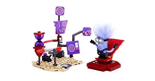 Mega Bloks Despicable Me El Macho's Lab -