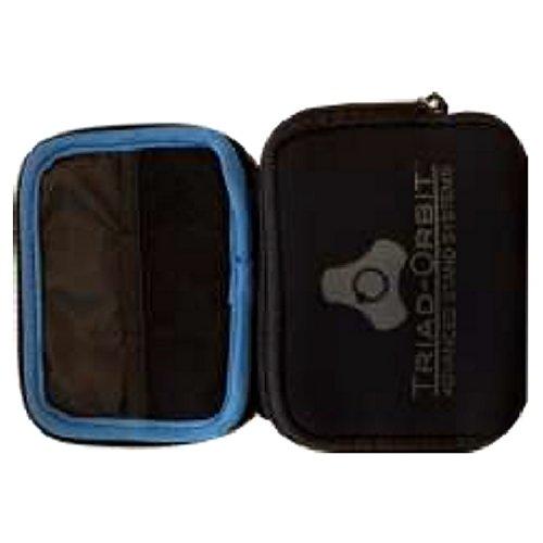 Triad-Orbit Accessory Pouch, Quick-change Coupler Head Storage Pouch