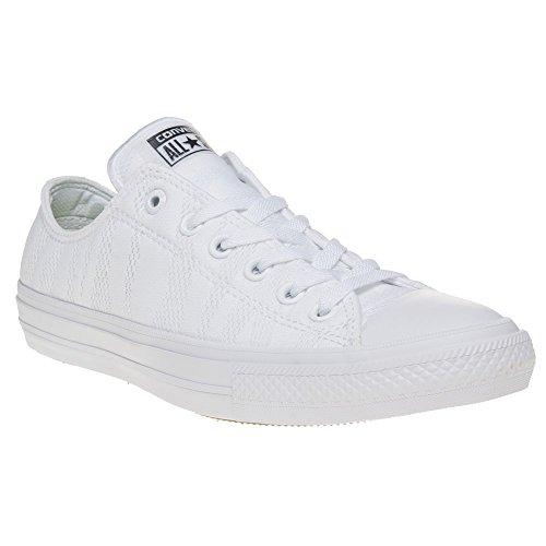 Chuck Low Ii Sneaker Converse Weiß Star All Herren Taylor FH6Xqw