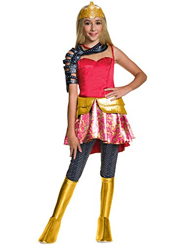 (Rubie's Costume Kids Ever After High Dragon Games Apple White Costume,)
