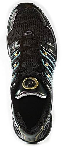 Adidas Originals A3 Twinstrike Loopschoenen (6 D (m) Ons, Kern Zwart / Kern Zwart / Goud Metallic)