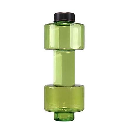 GDCAKMI Venta de plástico 550 ml Botella de Agua de Fitness ...