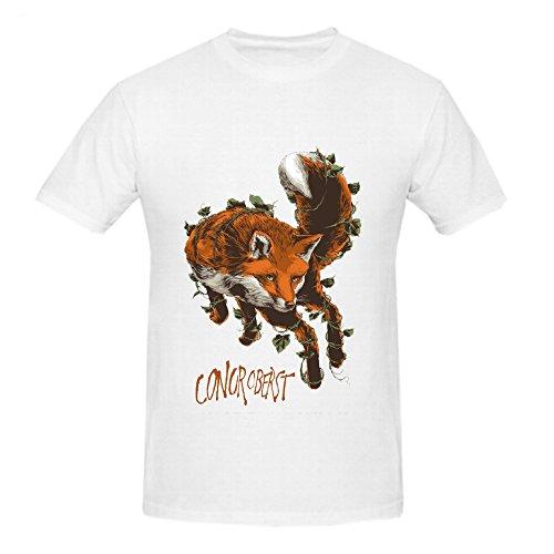 Ninoo Conor Oberst 2016 Tour Design T Shirt for Men