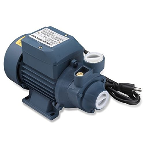 1 2hp water pump electric clear transfer centrifugal bio for Farm pond pumps