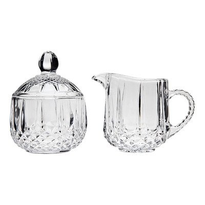 Medea Sugar and Creamer Set ()