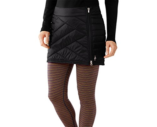 Smartwool Women's Corbet 120 Skirt (Black) X-Small by SmartWool