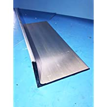 3 x 3 x 1//2 x 36 inches Online Metal Supply 6061-T6 Aluminum Angle