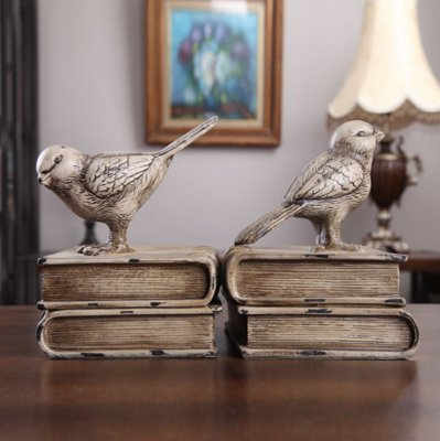 Sujetalibros Originales Baratos Manualidades Estante Para Libros - Manualidades-originales-para-casa
