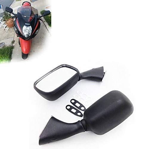 Oem Replacement Mirrors Suzuki Gsxr600 750 01-03 1300 R Hayabusa 1999-2012 Black
