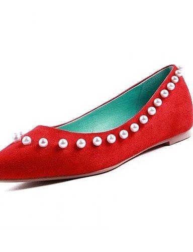 mujer sint PDX de de zapatos piel XwqqtzxF