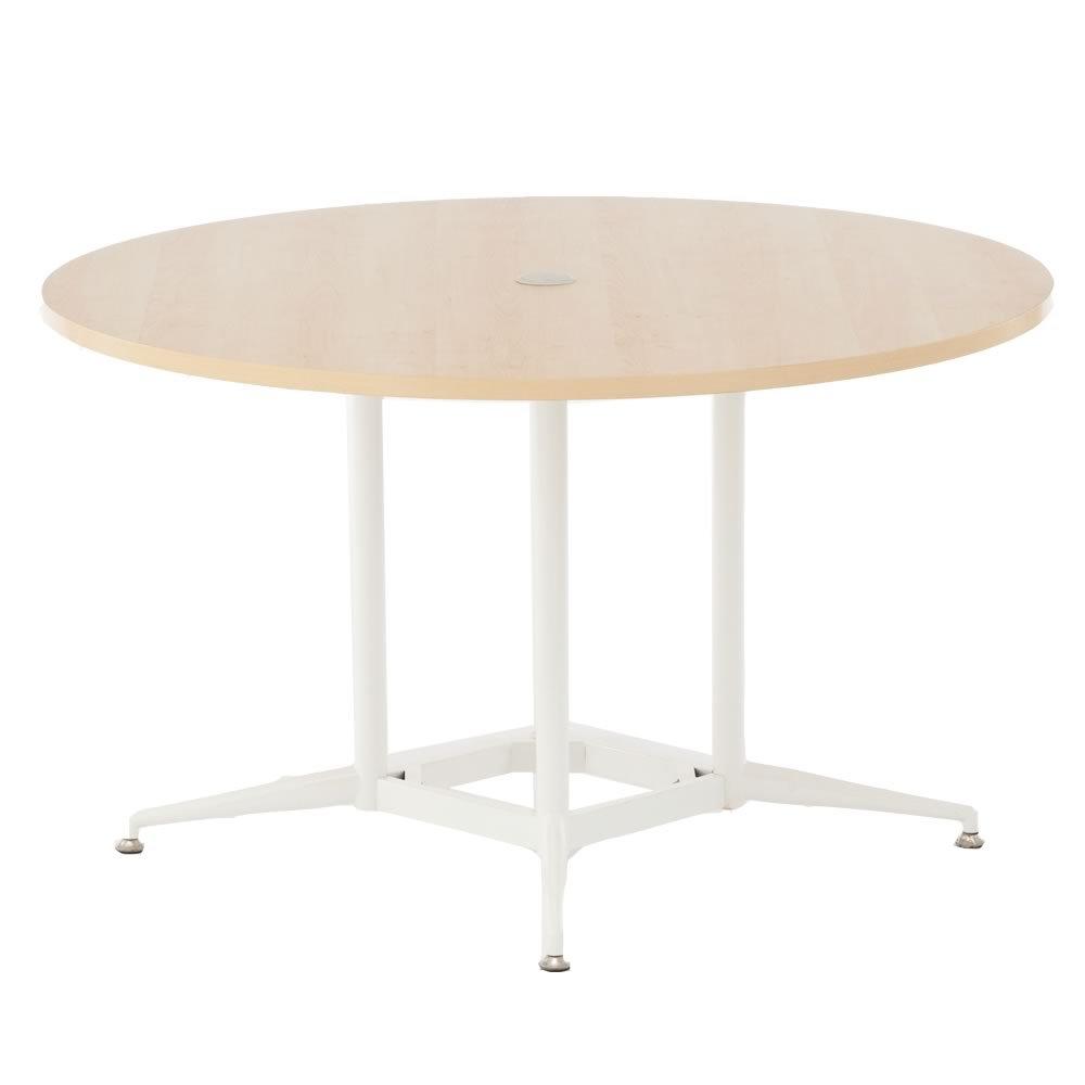 OAラウンドテーブル Φ1200 RFRDT-OA1200L ナチュラル B00HYAS90W