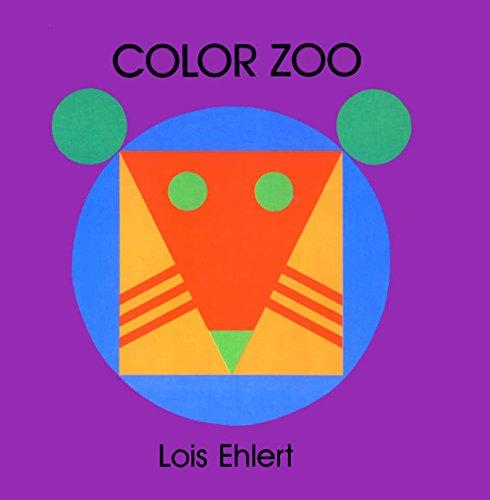 (Color Zoo Board Book )