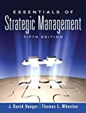 by Hunger, J. David, Wheelen, Thomas L. Essentials of Strategic Management (5th Edition) (2010) Paperback