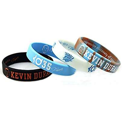 Lorh s store Basketball Durant Inspirational Signature Wristbands Sport Silicone Bracelet Pcs Estimated Price £15.99 -