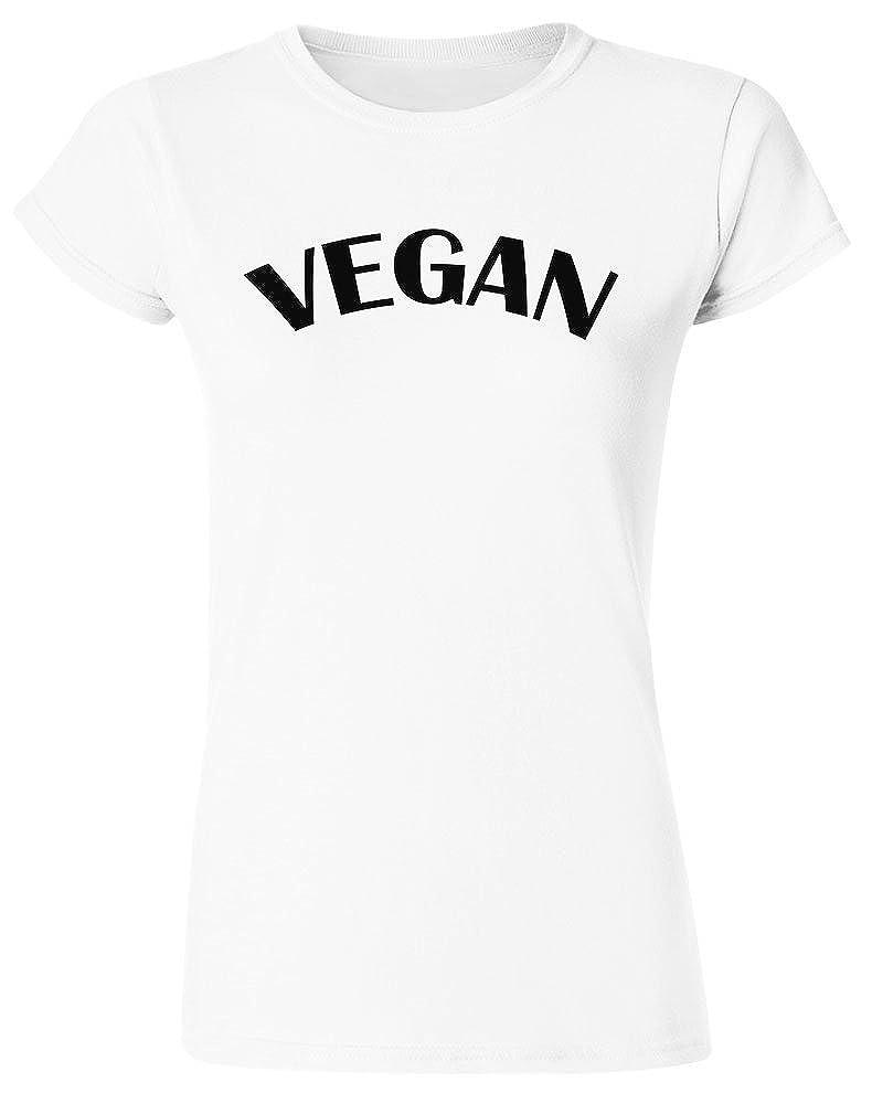 IDcommerce Vegan Healthy Eater Womens T-Shirt