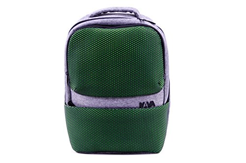 Nava Traffic Backpack Org. Grey/Apple