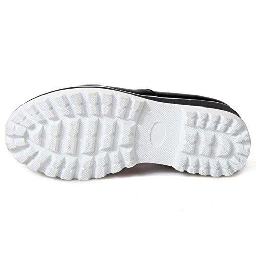 Mujer Tacon de Black para Cuna Coolcept Zapatos 7SZwx4qF