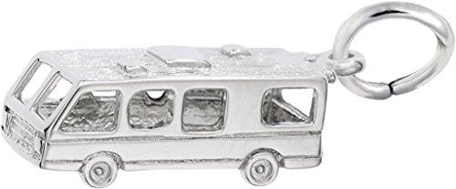 (Rembrandt RV Charm - Metal - Sterling Silver)