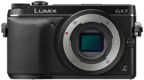 Panasonic Lumix GX7 - Kit de cámara Evil de 16 MP con Objetivo de ...