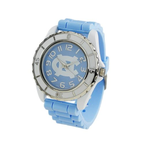 Heels Tar Watch (UNC TAR HEELS JELLY WATCH-UNIVERSITY OF NORTH CAROLINA WATCH)