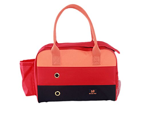 Uniquorn 2017 Pet Travel Bag Dog Carrying Case Out Carrying Case Bags Breathable Cat Bag Backpack Supplies