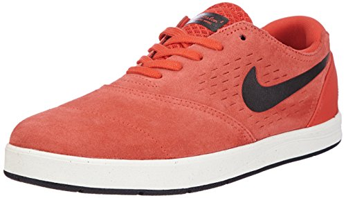 Nike Herren Boston 2 Synthetic-And-Stoff Turnschuhe Light Crimson / Schwarz / Crystal Mint