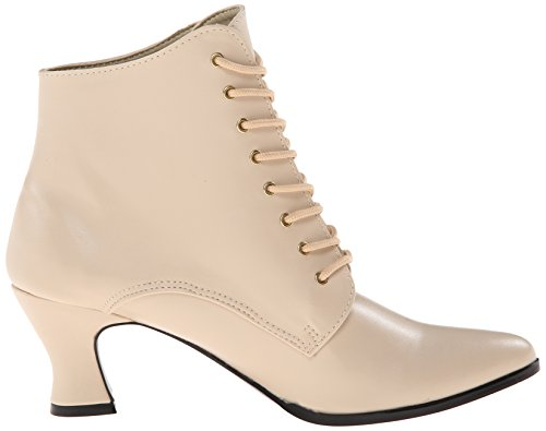 Women's Vic35 White Boots Ankle Crpu Off Cream Funtasma Pwnf46qf