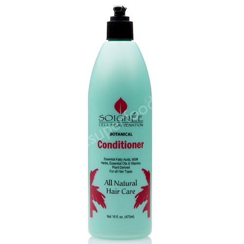 Soignee Botanical Conditioner with MSM -16 ounce (Soignee Conditioner compare prices)