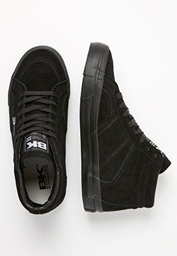 Men's Knights Parrot Black Sneaker Mid black British Top High dtTqq