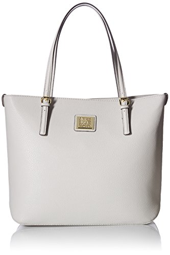 Anne Klein Perfect Large Tote, Stone