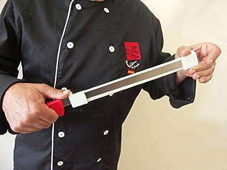 Amazon.com: Jamón cuchillo de trinchar con anti-accident ...