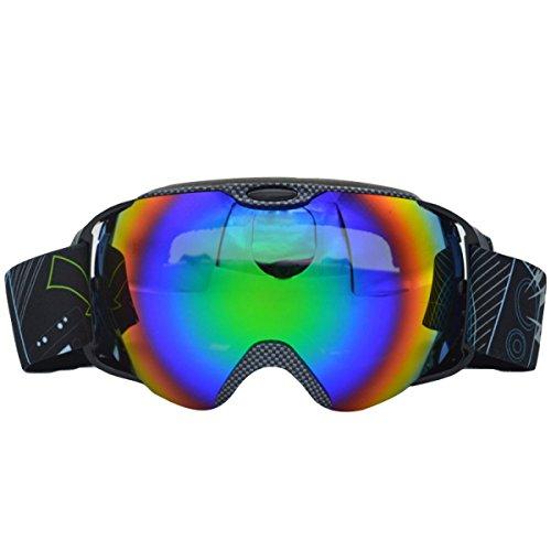 Équipement Glazing Protection De Équipement C Lunettes Ski Ski Lunettes Yeux Ski Anti TZQ Adulte buée Des Lunettes Double qOpXvw4A