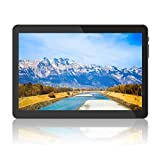 10.1 Inch Tablet, Dual Sim Card Slots for Phone Call, 3G/WiFi, Quad Core