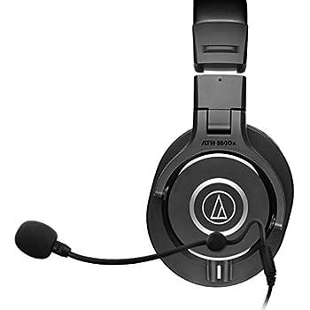 Amazon.com: Audio-Technica BPHS1 Broadcast Stereo Headset