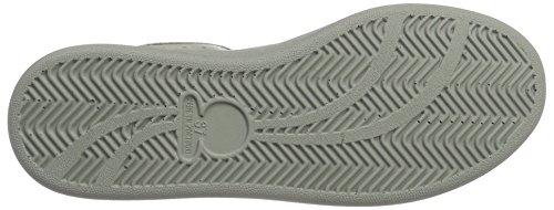 EU White Sneakers Femme Comb Basses 23637 Grey Tamaris 204 Light 36 Gris tCq0Rn