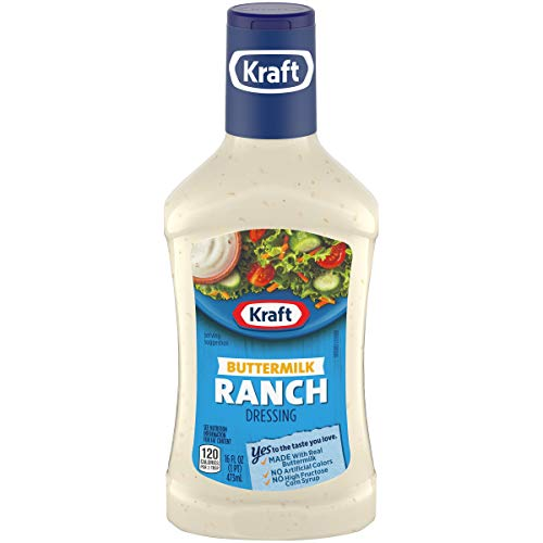 Kraft Buttermilk Ranch Dressing (16 oz Bottle)