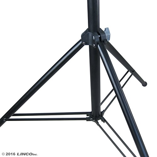 Linco Lincostore Photo Backdrop Stand 9x10 ft Heavy Duty Photography Background Support System Kit 4164 by Linco (Image #4)