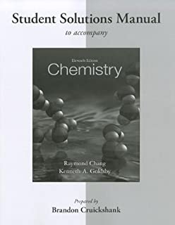 Raymond Chang Chemistry 10th Edition Solution Manual Pdf