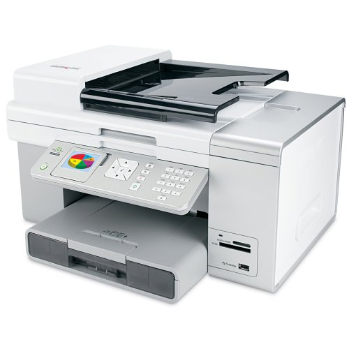 Lexmark X9575 Wireless Professional Multifunction Color Printer (14V1000) (Printer Lexmark All In Home One)